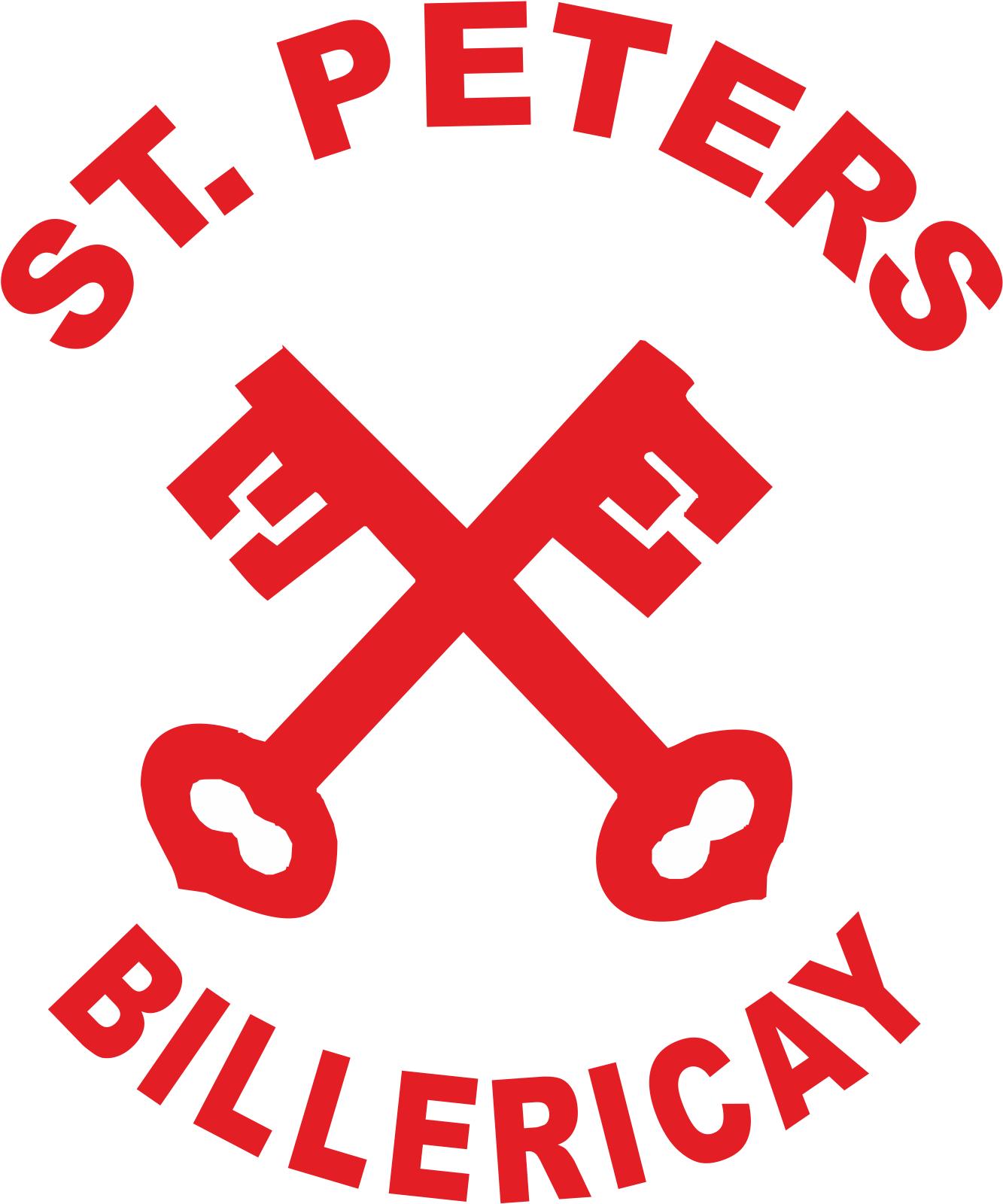 St Peters Billericay - Juniors Summer Dress Red/White